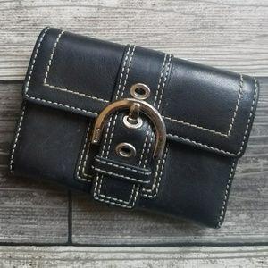 COACH small tri-fold wallet